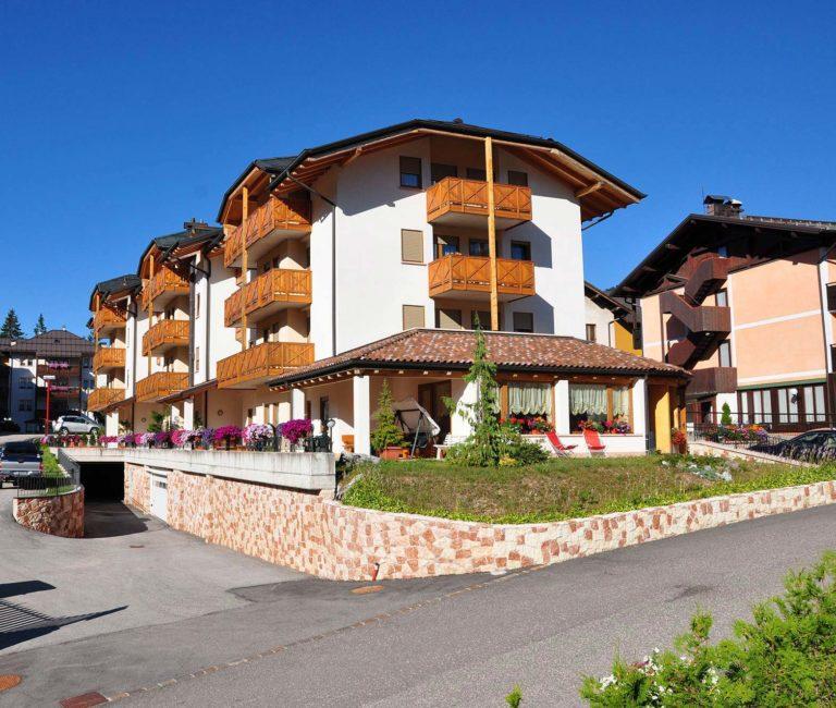 Residence Albanova ad Andalo