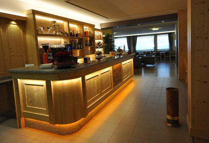 Bar dell'Hotel Select