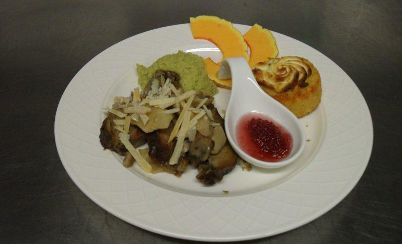 Gastronomia trentina all'Hotel Select di Andalo