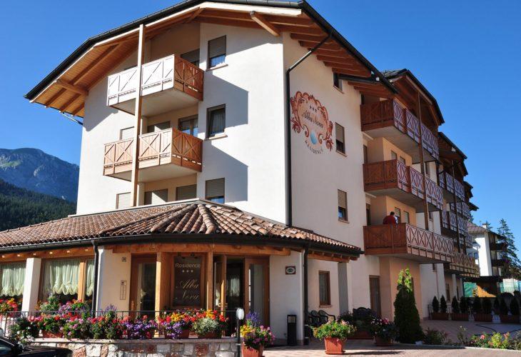 Esterna residence Albanova