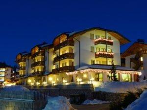 Inverno all'Hotel Select di Andalo