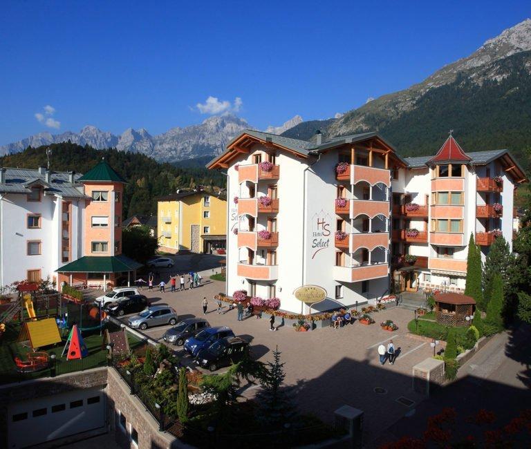 Hotel Select per famiglie ad Andalo