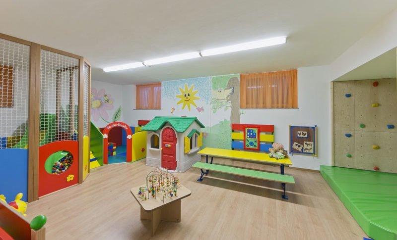 Sala Giochi e animazione per i bambini