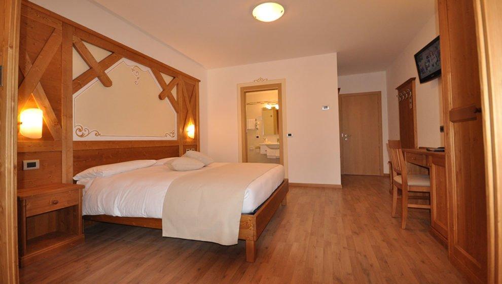 Camera matrimoniale Hotel Select